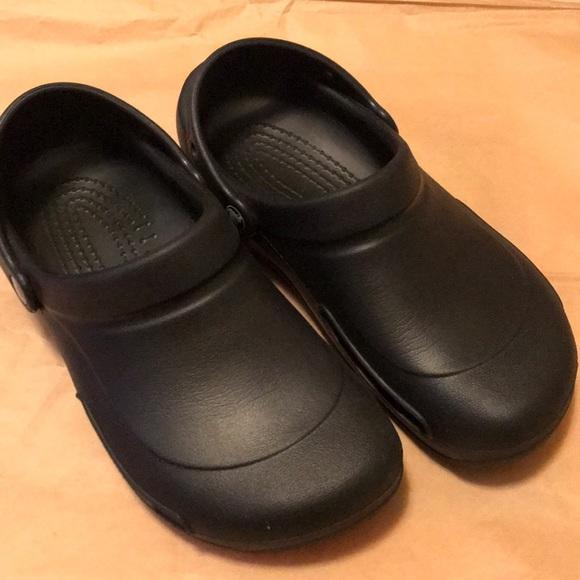 9f136d2e93 CROCS Shoes   Black Nursing   Poshmark